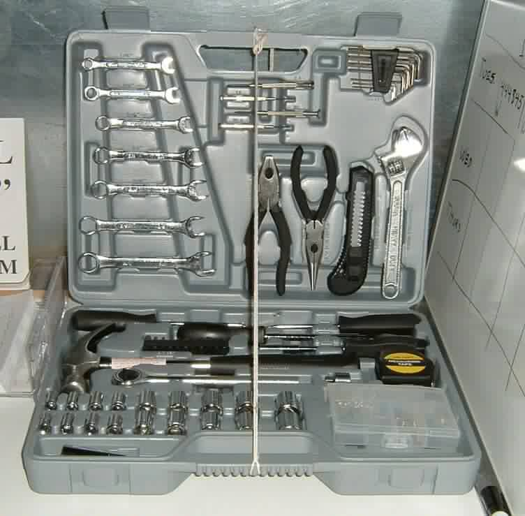 Technical Products Co. - Home Tool Kit